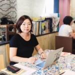 """暮らしの悩みを解決する場所でありたい<br>""""time cafe""""宗形 美紀子さん"""